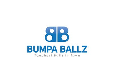 "#54 para Create a LOGO for business name ""BUMPA BALLZ"" & one for ""BB"" - include slogan ""Toughest Ballz in town"" por iffikhan"