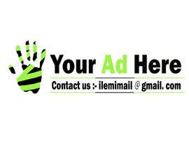"#26 for Design a banner for ""YOUR AD HERE"" live sports site af mridul140"