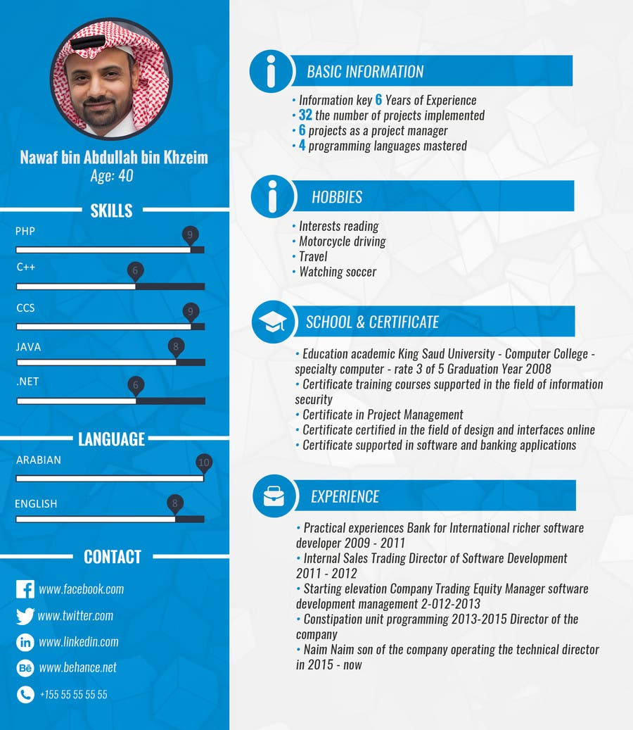Entry 32 by era031 for i need to buy 10 infographic cv template contest entry 32 for i need to buy 10 infographic cv template 6 in yelopaper Images