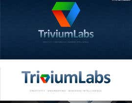 #21 for Design a Logo for Trivium Labs by HallidayBooks