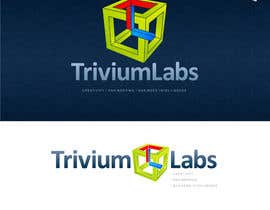 #74 for Design a Logo for Trivium Labs af HallidayBooks