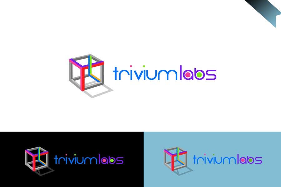 Konkurrenceindlæg #24 for Design a Logo for Trivium Labs