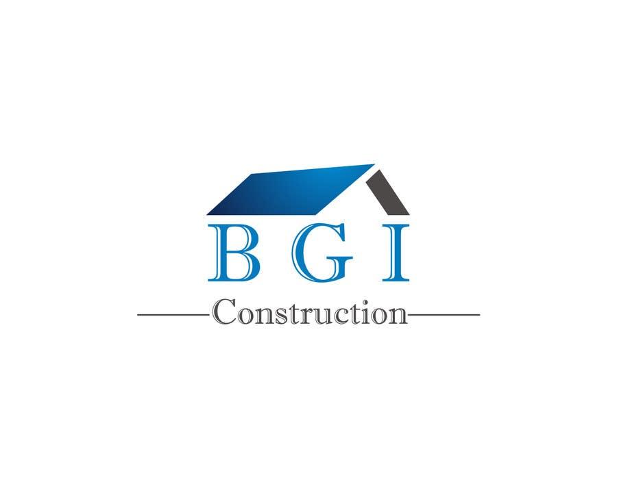 Inscrição nº                                         36                                      do Concurso para                                         Design a Logo for my construction company