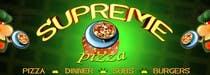 Bài tham dự #87 về Graphic Design cho cuộc thi Design a sign for a pizzeria