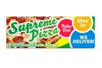 Bài tham dự #83 về Graphic Design cho cuộc thi Design a sign for a pizzeria