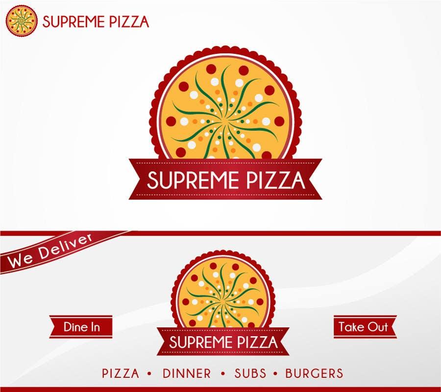 Bài tham dự cuộc thi #                                        99                                      cho                                         Design a sign for a pizzeria