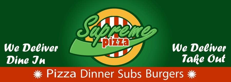 Bài tham dự cuộc thi #                                        54                                      cho                                         Design a sign for a pizzeria