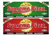 Bài tham dự #61 về Graphic Design cho cuộc thi Design a sign for a pizzeria