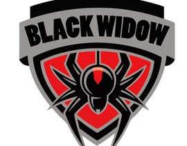 Design A Logo For E Sports Team Black Widow Esports