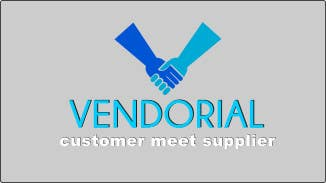 #19 for Design a Logo for VENDORIAL by ravisankarselvam