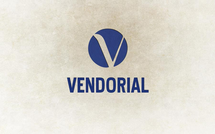 #29 for Design a Logo for VENDORIAL by xdesign123