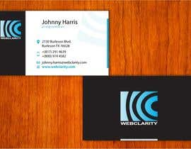 moro2707 tarafından Design some Business Cards for Web Company (Vector / AI) için no 59