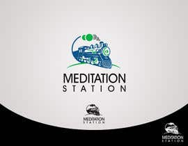 #15 para Design a Logo for Meditation Station por andagrounn