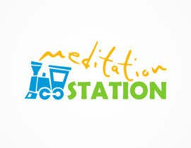 #38 para Design a Logo for Meditation Station por karoll