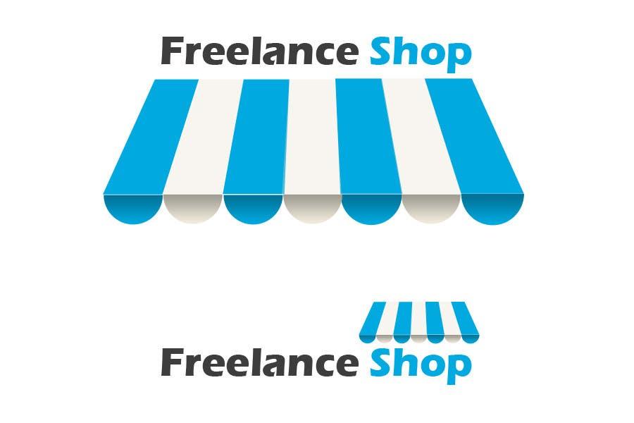#37 for Logo Design for freelance shop by mmmaddela