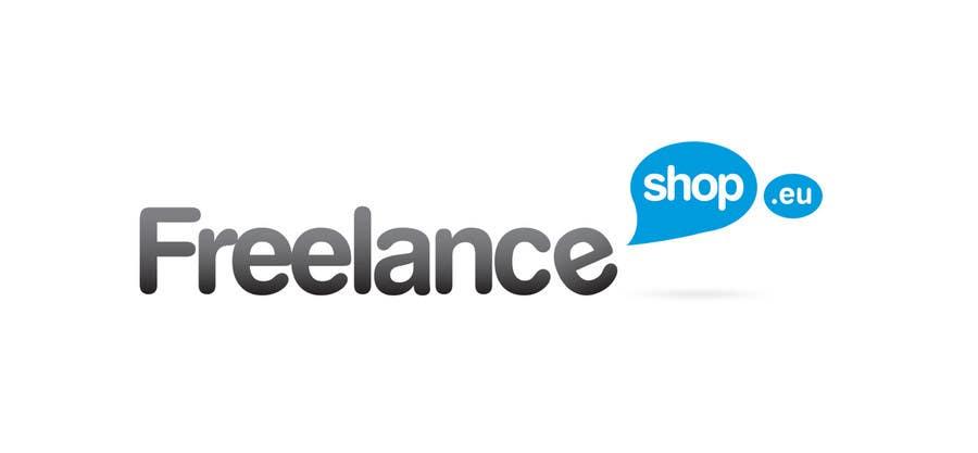 #600 for Logo Design for freelance shop by ganimed