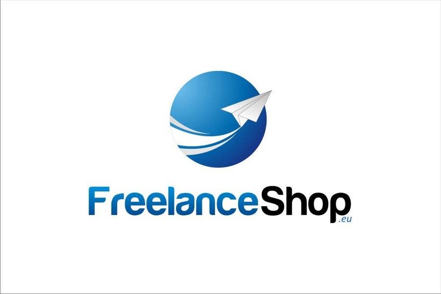 #529 for Logo Design for freelance shop by creativesky73