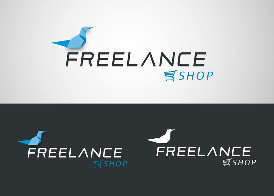 #793 for Logo Design for freelance shop by Rahooll