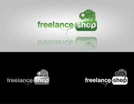 #798 untuk Logo Design for freelance shop oleh catalin214