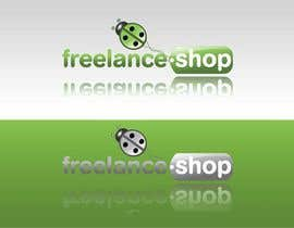 #718 for Logo Design for freelance shop af catalin214