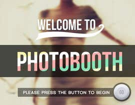 #5 cho I need some Graphic Design for a photobooth interface bởi rohitbhats