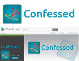 #21 for Design a Logo for my App: Confessed by umamaheswararao3