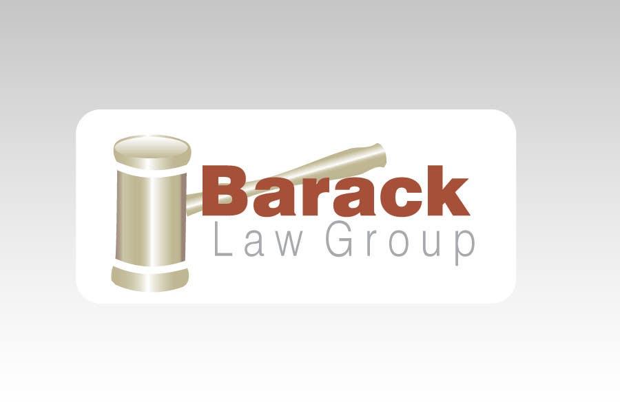Inscrição nº                                         169                                      do Concurso para                                         Logo Design for Barak Law Group