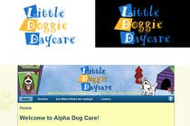 "Graphic Design Entri Kontes #75 untuk Graphic Design for ""Little Doggie Daycare"""