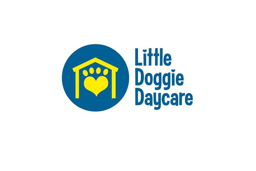 "Конкурсная заявка №                                        88                                      для                                         Graphic Design for ""Little Doggie Daycare"""