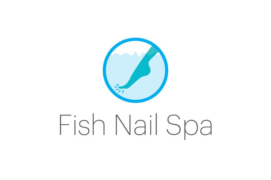 Entry 48 By Nuwancreation For Design A Logo For Fish Nail Spa