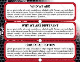 #2 for Design a Brochure For CCRT Communciations / CCRT STUDIOS by SmartArtStudios
