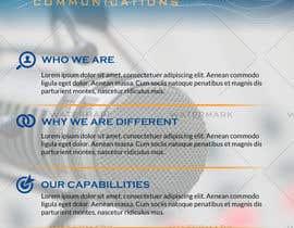 #13 for Design a Brochure For CCRT Communciations / CCRT STUDIOS by SmartArtStudios