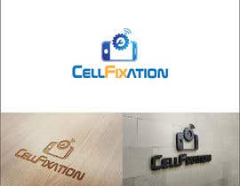#67 for Design a Logo for a Cell Phone Repair company af andiecrev