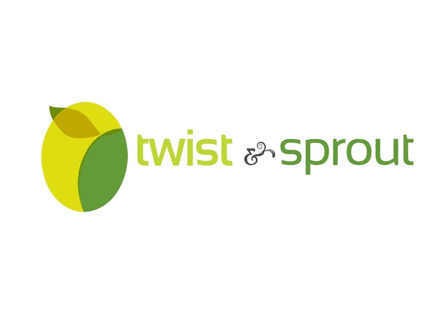 "#6 for Design a Logo for Online Health Food Store - Organic food  ""Twist and Sprout"" BIG bonus for awesome designs - and future WORK by vamsi4career"