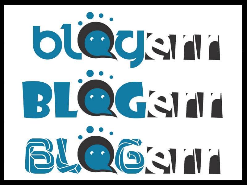 Bài tham dự cuộc thi #124 cho Design a Logo for a Blog