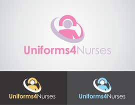 "#39 para Design a Logo for Uniform Company ""Uniforms 4 Nurses, by Nurses"" (clothing company) por vitalblaze"