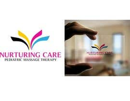 nº 12 pour Pediatric Massage Therapy logo par m3Desing