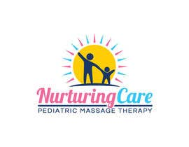 #23 for Pediatric Massage Therapy logo by Psynsation