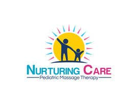 nº 24 pour Pediatric Massage Therapy logo par Psynsation