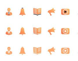 #28 para Icon Design for Navigation Menu based on Logo de EvgeniyDenisov