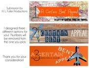 Graphic Design Contest Entry #3 for Design a Banner for my Travel Blog