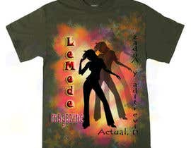 #179 para T-shirt Design for Le Mode Magazine de Sree4fun