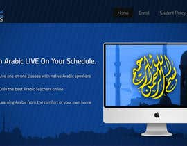 #42 para Design a Banner for Arabicclasses.org por arunnm89