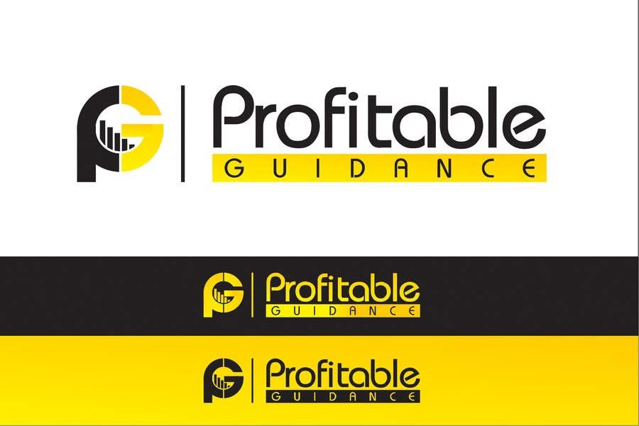 #38 for Design a Creative Logo for www.profitableguidance.com by ajdezignz