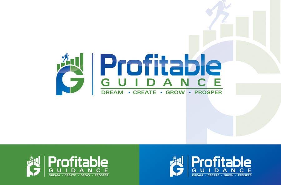 #56 for Design a Creative Logo for www.profitableguidance.com by ajdezignz