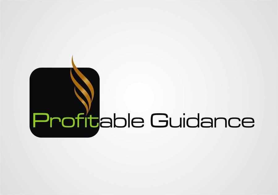 #22 for Design a Creative Logo for www.profitableguidance.com by shobbypillai