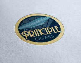 #23 untuk Design a CIGAR Band/Logo/Label - Aviation Theme oleh Habitus