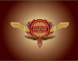 #102 untuk Design a CIGAR Band/Logo/Label - Aviation Theme oleh succinct