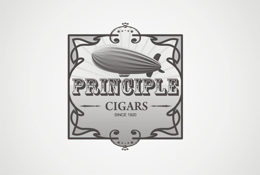Konkurrenceindlæg #49 for Design a CIGAR Band/Logo/Label - Aviation Theme
