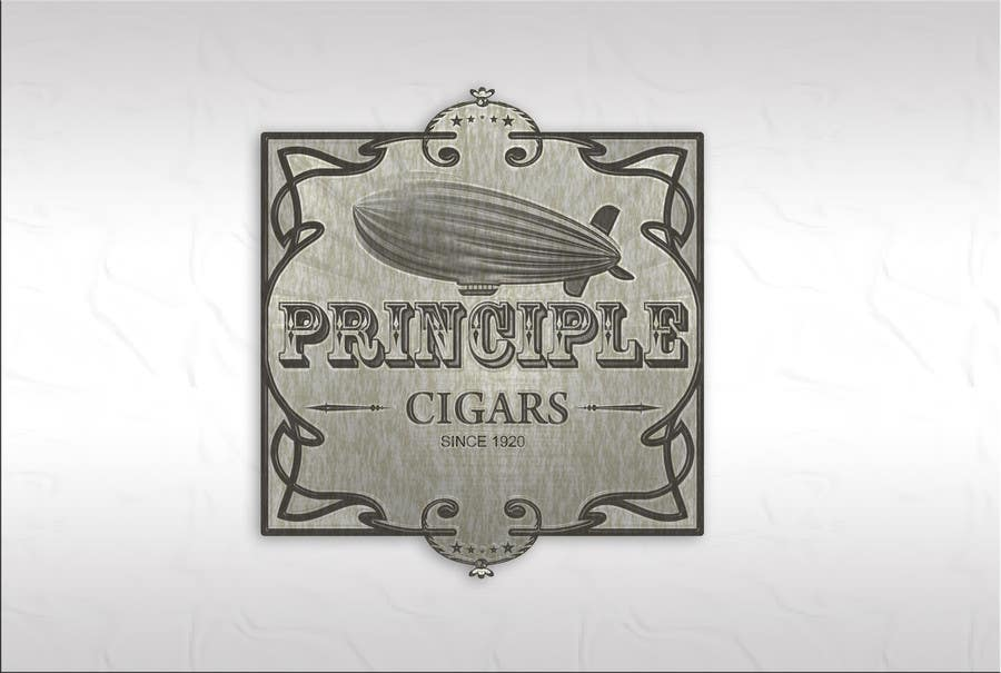 Konkurrenceindlæg #50 for Design a CIGAR Band/Logo/Label - Aviation Theme